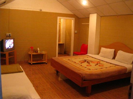 Parampara Resort Spa Coorg Std Cottage Interior