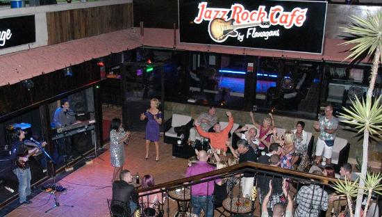 The Patch: JAZZ ROCK CAFE
