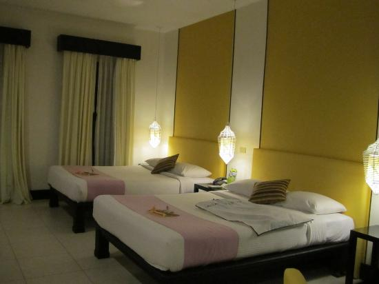Club Punta Fuego: Our Bed (Casitas)