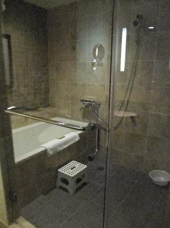 Miyako Hybrid Hotel: 日本式お風呂