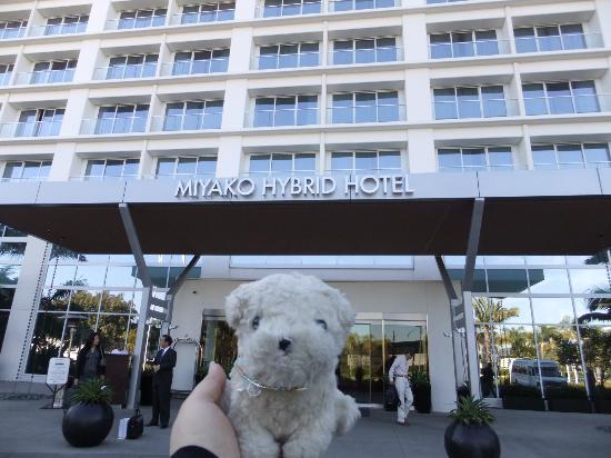 Miyako Hybrid Hotel: 外観