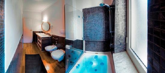 Relais Amore: bathroom
