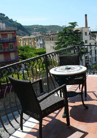 Relais Amore: balcony