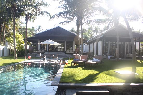 Four Seasons Resort The Nam Hai, Hoi An: Pool Villa