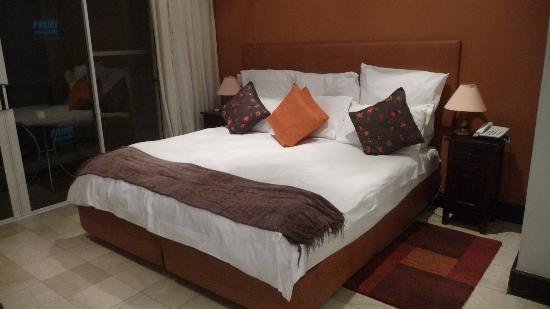 Primi Seacastle Guest House: notre chambre