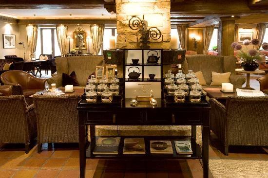 Der Berghof : Tea selection...