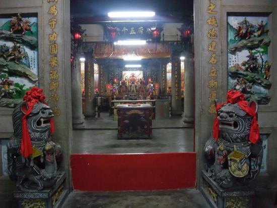 Zhonghegong: 忠合宮8