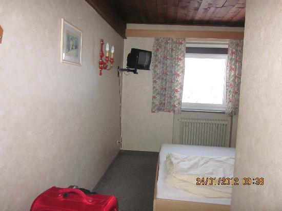 Hotel Linde: Zimmer 56