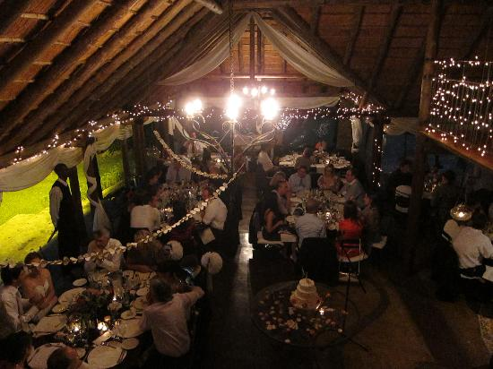 Lethabo Estate: The reception venue