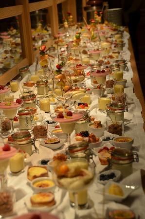 Hotel Monika: Dessert