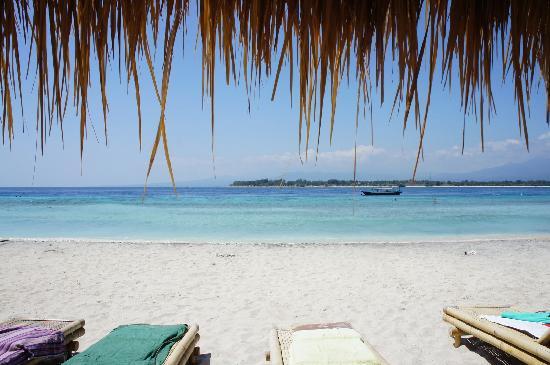 The Experience Bali : это пляж Гили