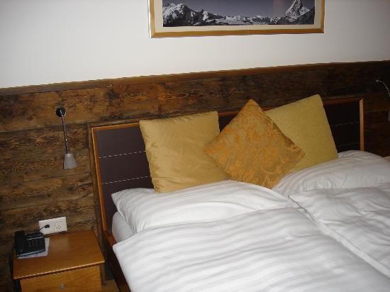 Hotel Pollux : Bedroom