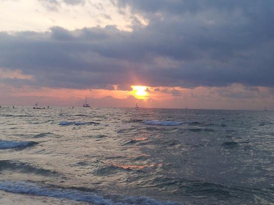 Ashkelon, İsrail: the sea