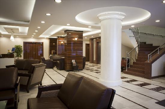 Atalay Hotel : lobby
