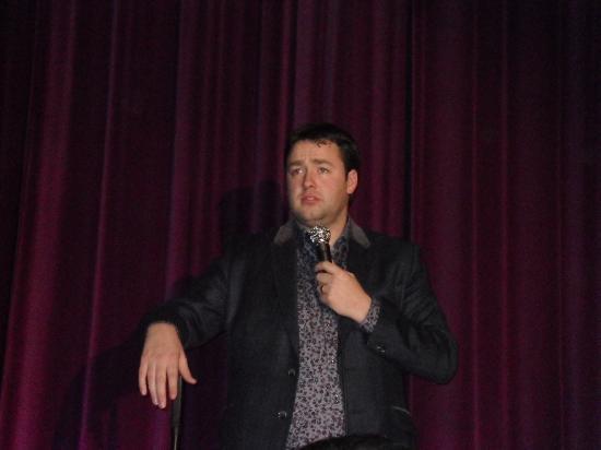 Jason Manford at the Laugh Inn Chetser