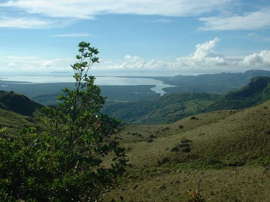 Altos De Campana National Park: punta chame view