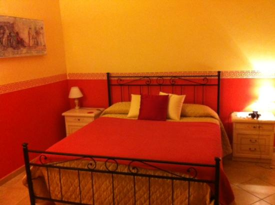 Mitt rum på Loggetta di Trastevere