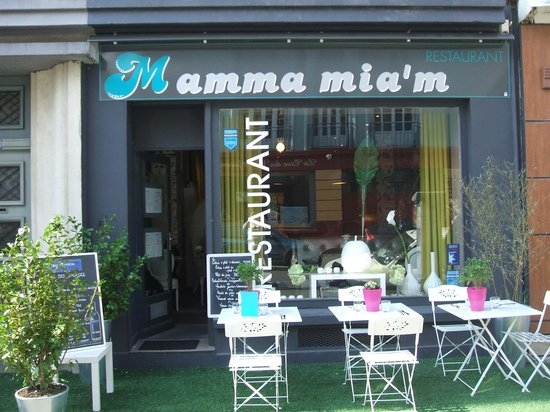 mamma mia 39 m brest restaurant avis num ro de t l phone photos tripadvisor. Black Bedroom Furniture Sets. Home Design Ideas