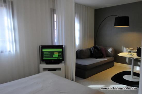 coin tele - Picture of Novotel Suites Perpignan Mediterranee ...