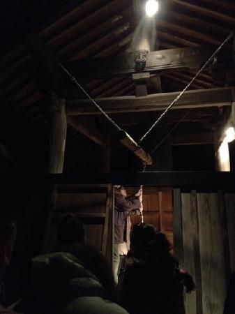 Tenryuji Temple: 除夜の鐘
