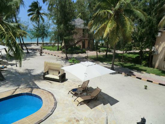 Utalii Beach Resort & Spa : pool