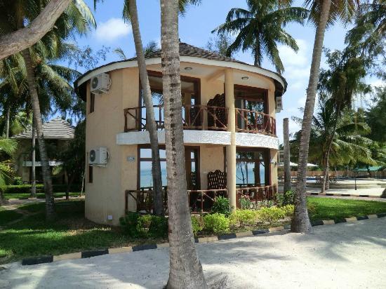 Utalii Beach Resort & Spa : unterkunft