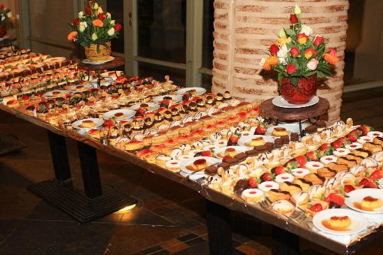 Club Med Marrakech La Palmeraie: Ce n'est pas facile de choisir. Très gros buffet