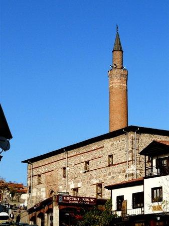 Aslanhane Mosque (Aslanhane Camii)