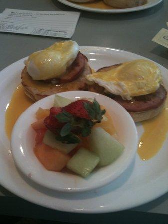 Hamburger Heaven: Breakfast!