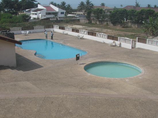Takoradi Beach Hotel From The Roadside Picture Of
