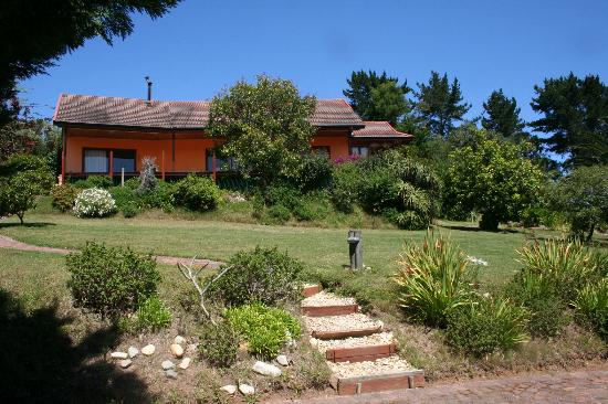 Fish Eagle Lodge: Unser Bungalow