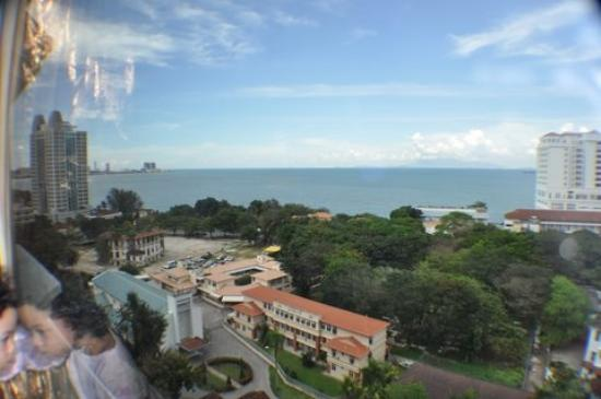 Cititel Penang: View from room 2