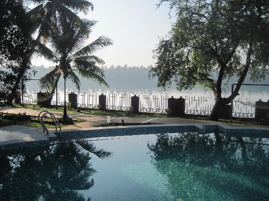 Vedic Village Resorts: The Pool