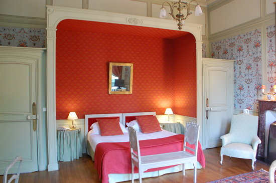 Chateau De Verrieres: Junior Suite