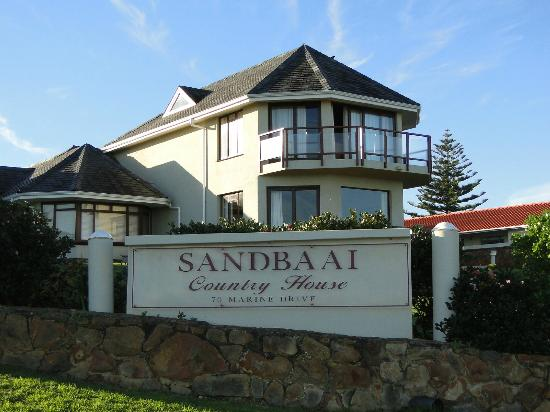 Sandbaai Bed & Breakfast: Sandbaai