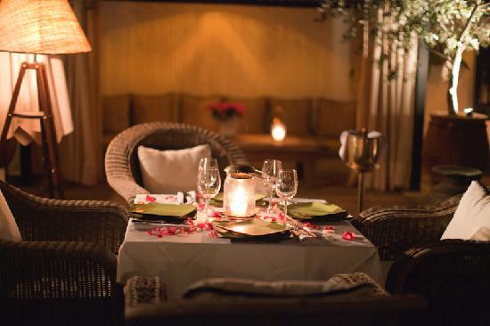 GASTRO Saveur at Dar Fakir : Outdoor dining at GASTRO Saveur, Marrakech