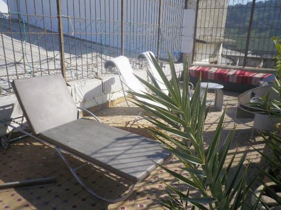 Riad Attarine: la terrasse