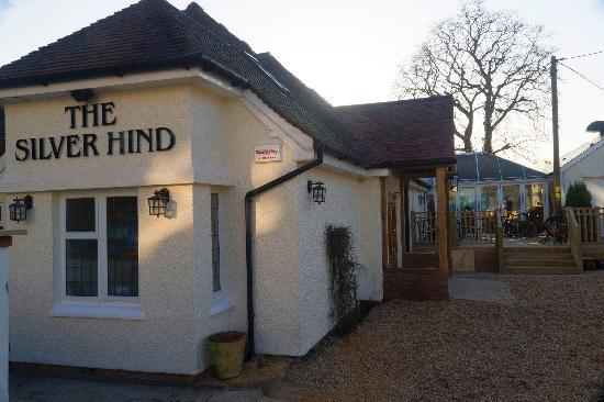 Sway, UK: Silver Hind