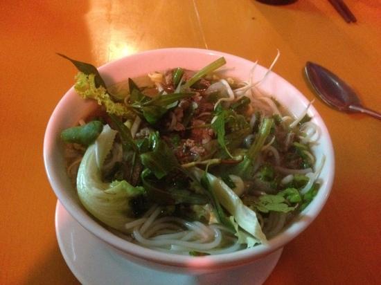 Khuyen Trang Cafe: Yummy Hue speciality!