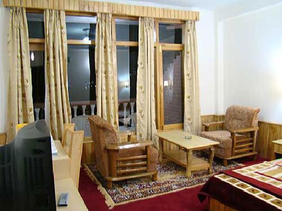 Surabhi Hotel: Deluxe Room