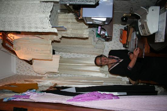 Malans Guest House : Laetitias Büro