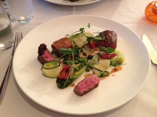 DeBretts Kitchen : Delicious Lamb Dinner