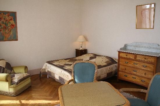 La Villa Léonie : Chambre Appartement 21