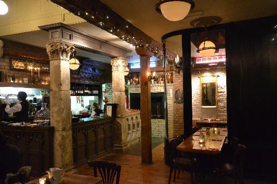 Currans Restaurant: Currans Cork