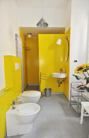 Villa Fausta B&B: il bagno al pianterreno