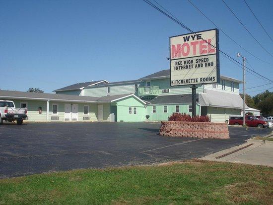 Wye Motel : Apartment