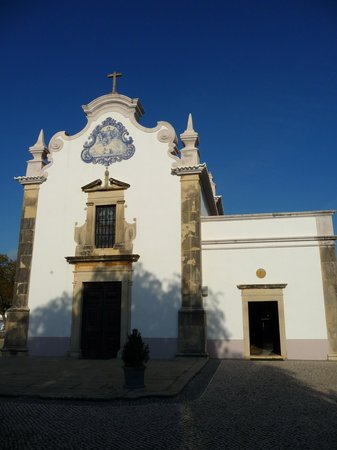 Church of Sao Lourenco de Almancil