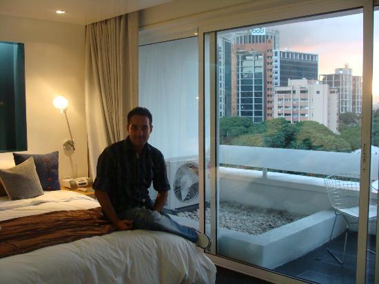 Hotel The VIP Caracas : Desde la habitación