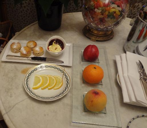 The Milestone Hotel: TREATS IN THE ROOM