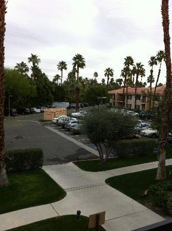 Welk Resort Palm Springs - Desert Oasis: view from room